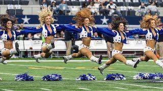 Why N.F.L. Cheerleaders are Fighting the Gender Gap | NYT
