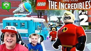 Incredibles LEGO part 2 by HobbyKidsGaming