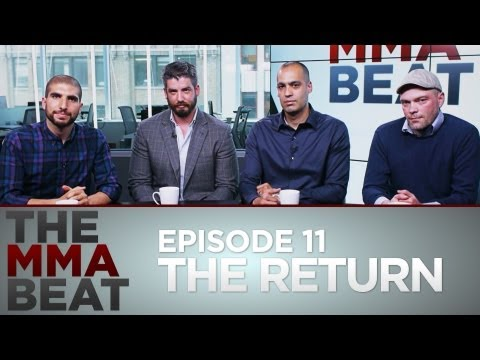 The MMA Beat - Episode No. 11