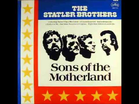 Statler Brothers - All American Girl