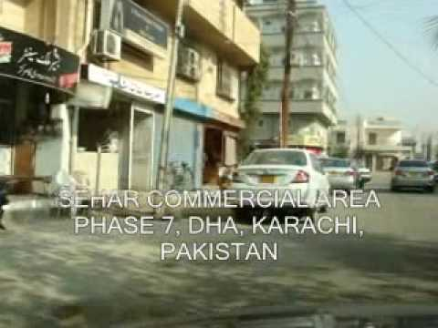 SEHAR COMMERCIAL realestate property plots office shops defence karachi pakistan dha phase 7