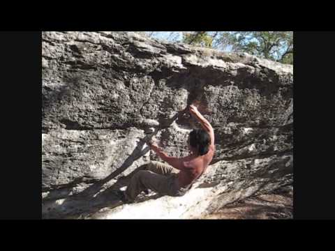 Mckinney Falls - A Day of Bouldering