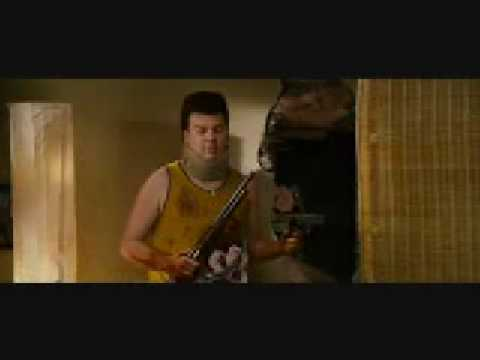 Pineapple Express: Dale and Red Gun Scene Video