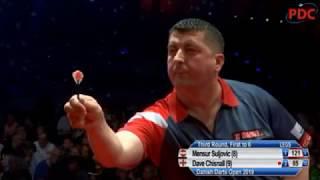 2019 Danish Darts Open Round 3  Suljovic vs Chisnall