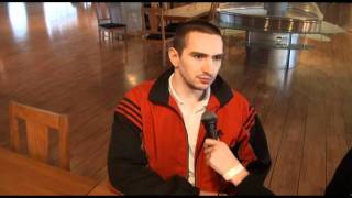 Interview with mTw.Dimaga by Brat_OK DreamHack Summer 2011