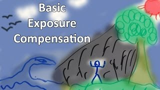 A Basic Exposure Compensation Technique for Complex Lighting