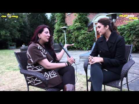 Bollwood actress Huma Qureshi Interview with Punjab2000's Simran K Keer