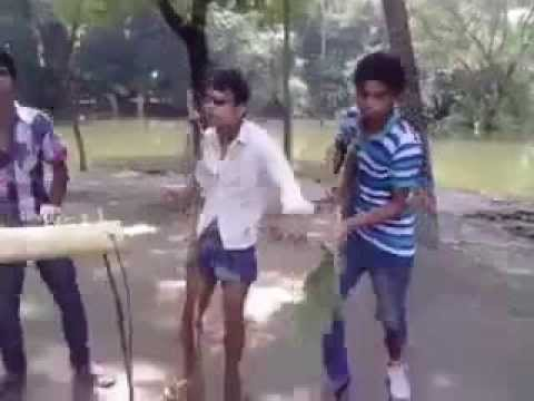 East Bengal Rooted people in Assam are called noasomia but their culture nad tradition ar still related to Bengal. This video is one of the such comedy messu...