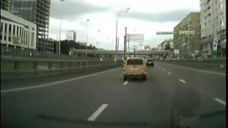 Ленинградский проспект около метро Аэропорт