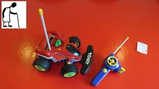 Charity Shop Gold or Garbage? TOMY Little R/C Buggy