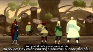 [Vietsub] Ngũ đại Kage vs Madara - Game Ultimate Ninja Storm 3