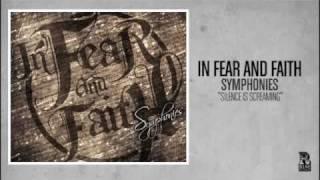 Watch In Fear  Faith Silence Is Screaming video