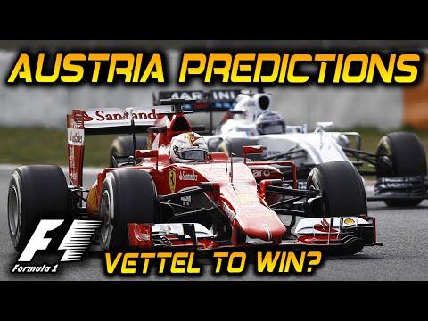 Austrian Grand Prix | My Predictions!