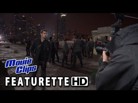 Divergent Featurette - Four (2014) HD