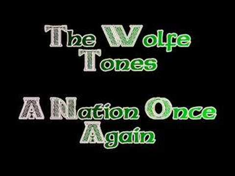 The Wolfe Tones - A Nation Once Again