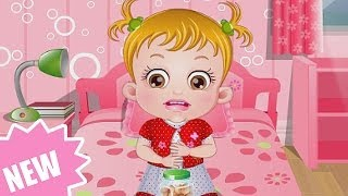 Baby Hazel Game Movie - Baby Hazel Stomach care Episode - Dora the Explorer