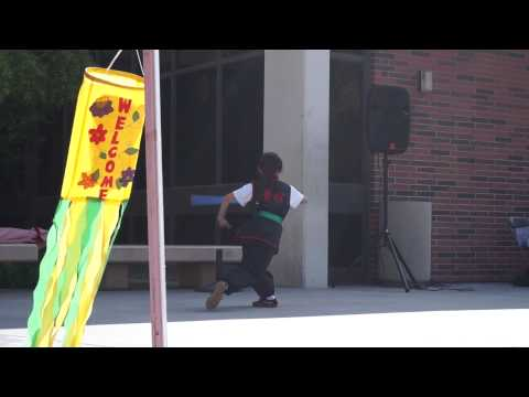 John Chos Kungfu Kids at FCC Asian Festival 2014 video-1