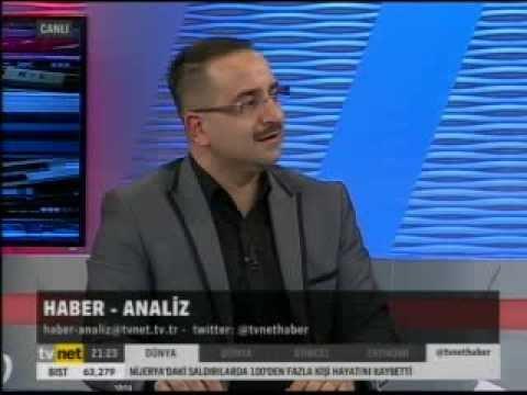 TVNET / HABER ANALİZ - TAMER BARIŞ TERKEŞLİ (14.03.2014)