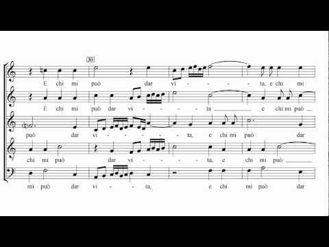Luca Marenzio - Lasso ch