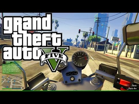 GTA 5 - Started From The Bottom - Part 1 - Gone In 5 Minutes!
