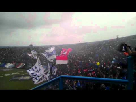 Aremania the best supporter ever
