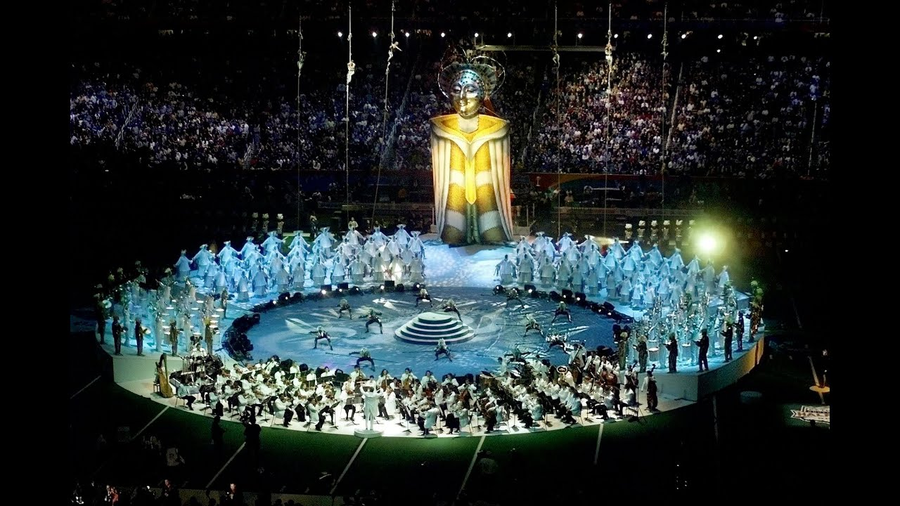 opinions on list of super bowl halftime shows