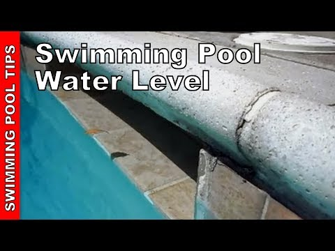 Pool Water Leveler Pvc Auto Fill Float Valve Repair Installation How To Save Money And Do It