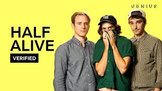 "half•alive ""still feel."" Official Lyrics & Meaning 