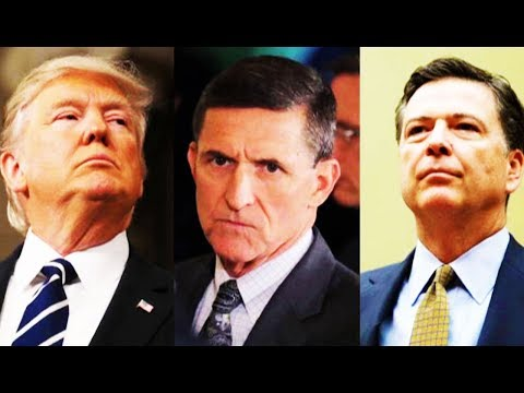 BLATANT Obstruction: Trump Asked James Comey, In Private, To Drop Investigation Into Michael Flynn