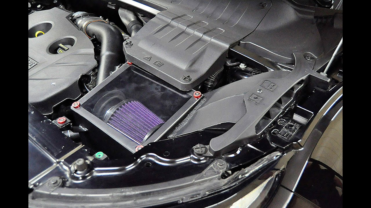 Range Rover Evoque Exclusive Cold Air Intake System
