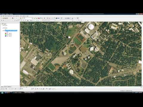 Basic Digitization in ArcGIS