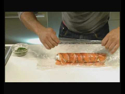 Terrine Recipes Salmon Terrine of Smoked Salmon
