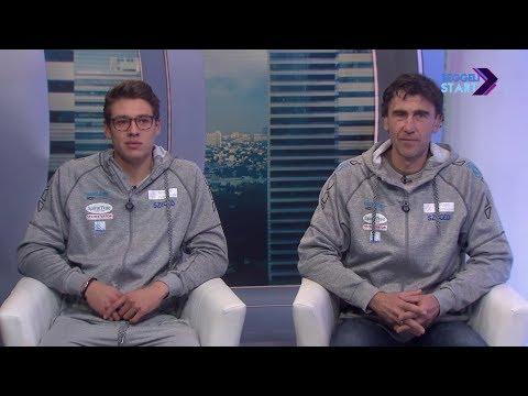 DIGI Sport, Reggeli Start - Kunstár Márk, Dani Zsolt