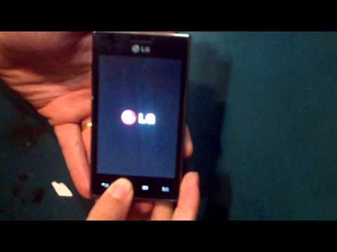 HARD RESET LG Optimus L5 E612 E615...