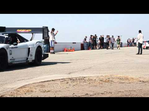 2012 GTA Round 1 Buttonwillow - Sights and sounds
