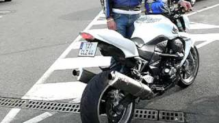 Rupture Z1000 TATOO pot Yoshimura