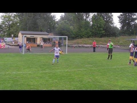 KS Talent Bolesławiec - RB Leipzig 1-1 RZUTY KARNE Goerlitz 2014.07,05