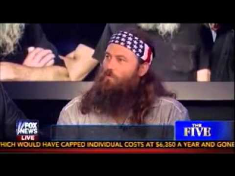 Duck Dynasty's Willie Robertson Supports Bobby Jindal