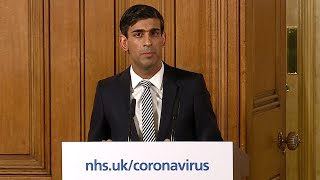 video: Chancellor unleashes £350bn bailout to rescue UK economy from coronavirus crisis