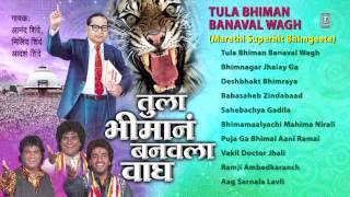 Tula Bhiman Banaval Wagh Marathi Bheembuddh Geete By Anand Milind, Adarsh Shinde I Juke Box