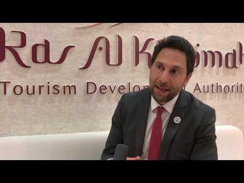 Haitham Mattar, chief executive, Ras al Khaimah Tourist Board