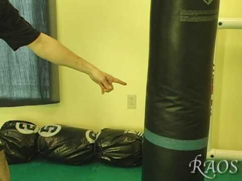 Kickboxing Training - Low Kick Image 1