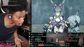 Etika plays Xenoblade Chronicles 2 story