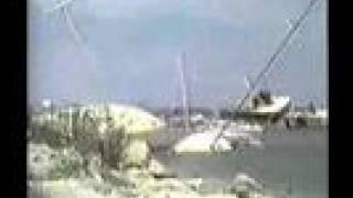 Hurricane Luis, St Martin, St Maarten September 1995