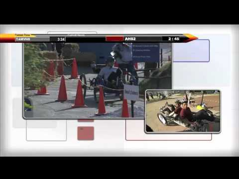 NASA Kicks-Off 2012 Great Moonbuggy Race