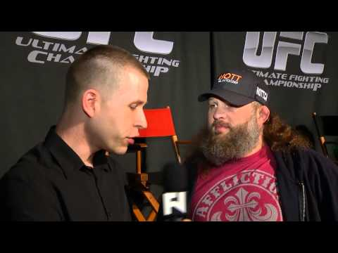 UFC 161 Roy Nelson They Needed Star Power and Called Me