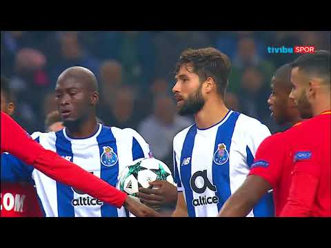Porto 5-2 Monaco | UEFA Şampiyonlar Ligi Maç Özeti