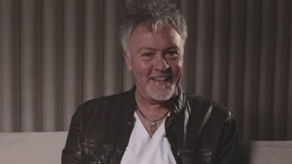 Paul Young - Fan Q&A Part 1 (Duets, Cooking and Tomb of Memories)