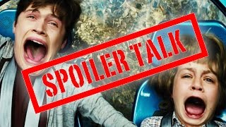 JURASSIC WORLD - Spoiler talk