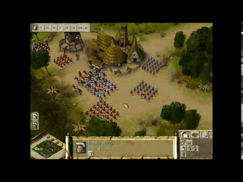 Lets Play: Praetorians! Mission 6: A Land Lost In the Mist Part 1